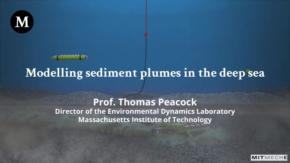 Interview with Dr Thomas Peacock